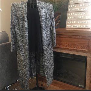 Kenzie XL Duster Sweater Long Sleeve NWT 1X